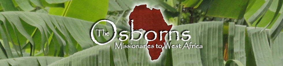 Osborns In Africa